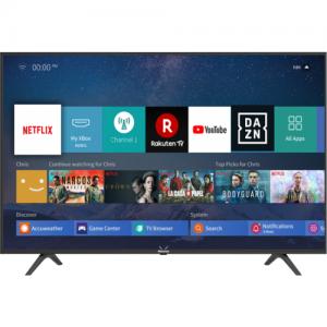 אונליין   Hisense 50 Inch Quad Core UHD 4K Smart LED TV H50B7300IL