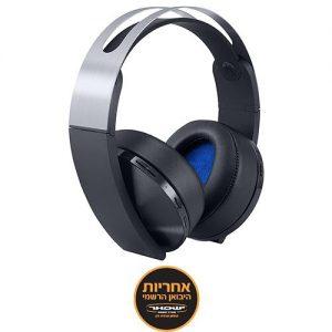אונליין   Over-Ear  WIFI  4 - Sony Platinum CECHYA-0090 -