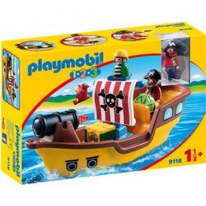 אונליין   -    Playmobil 1.2.3 9118
