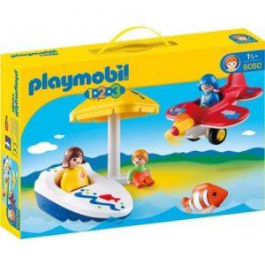אונליין   -    Playmobil 1.2.3 6050