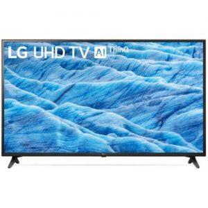 אונליין   LG 65 Inch UHD 4K Smart webOS 4.5 HDR AI ThinQ Led TV 65UM7100