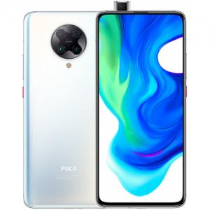 אונליין   Xiaomi Poco F2 Pro 8GB+256GB  Phantom White -     ''
