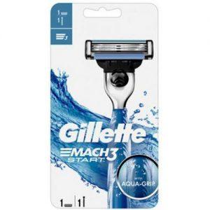 אונליין  +   Gillette Mach 3 Start