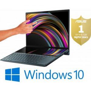 אונליין       Asus Zenbook Duo 14 UX481FA-HJ044T -