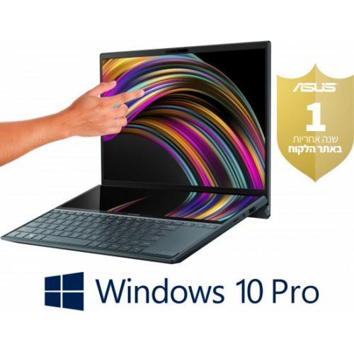 אונליין       Asus Zenbook Duo 14 UX481FL-HJ125R -