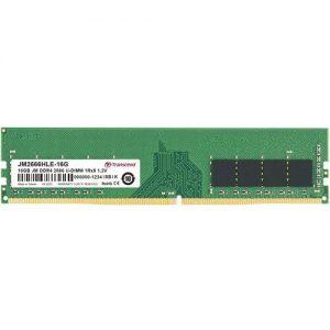 אונליין   Transcend 16GB 2666Mhz DDR4 CL19