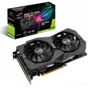 אונליין   ASUS ROG STRIX GTX 1650 SUPER Advanced 4GB GDDR6 2xHDMI 2xDP