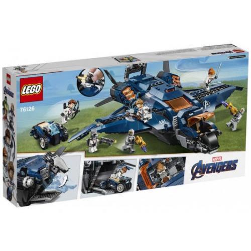 אונליין    -   LEGO 76126