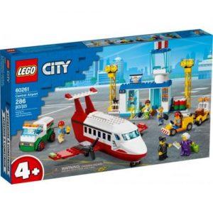 אונליין    60261 LEGO City