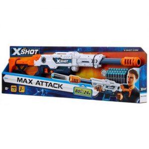 אונליין   Zuru X-Shot