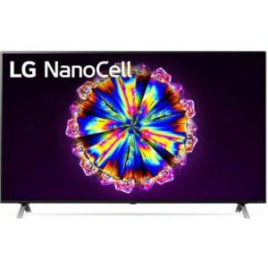 אונליין   LG 65 Inch UHD 4K NanoCell Smart webOS 5.0 HDR AI ThinQ Led TV 65NANO90