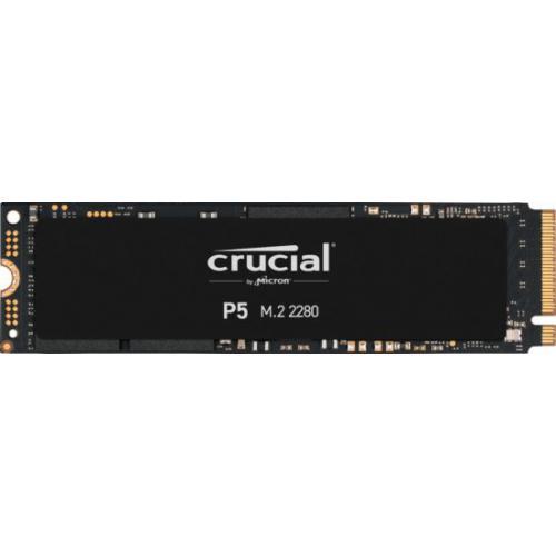 אונליין   Crucial P5 2TB NVMe M.2 SSD 2280 CT2000P5SSD8