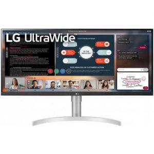 אונליין   LG 34WN650-W 34'' LED