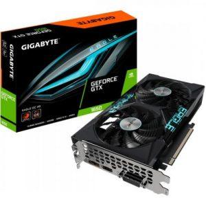 אונליין   Gigabyte GTX 1650 D6 EAGLE OC 4GB GDDR6 DVI HDMI DP