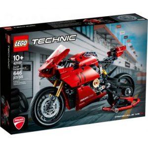 אונליין  LEGO Technic 42107 Ducati Panigale V4 R