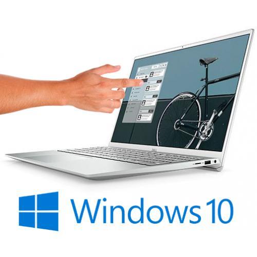 אונליין      Dell Inspiron 15 5000 5501-1065G71G51GWTS -