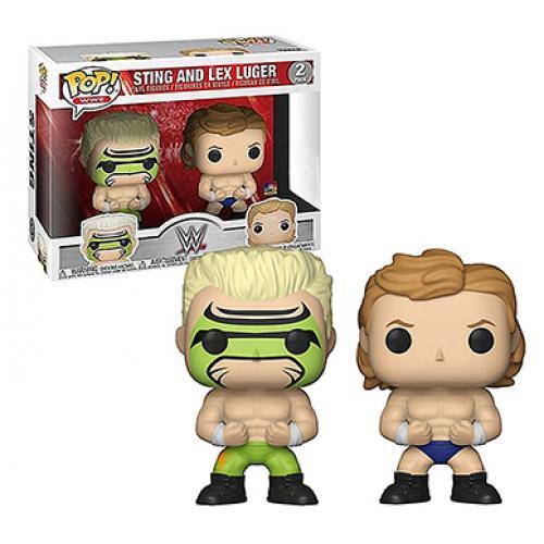 אונליין  WWE -    !Funko POP