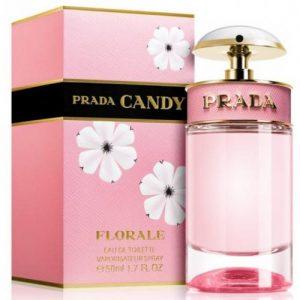 אונליין   50 '' Prada Candy Florale    E.D.T