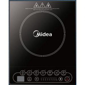 אונליין כיריים אינדוקציה מוקד בישול אחד Midea C16-SKY1608 - צבע שחור