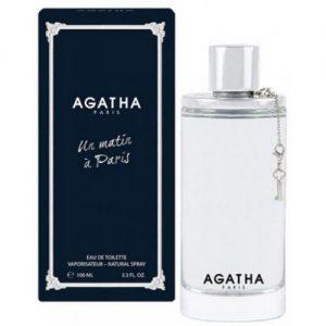 """אונליין   100 """" Agatha Un Matin a Paris    E.D.T"""