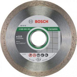 אונליין   4.5''  Bosch Diamond Cutting Standard for Ceramic
