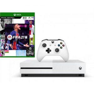 אונליין   Microsoft Xbox One S -  1TB   FIFA 21