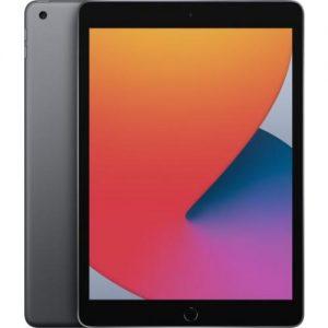 אונליין  Apple iPad 10.2'' 2020 128GB WiFi -