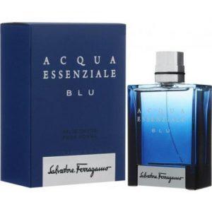 אונליין   100 '' Salvatore Ferragamo Acqua Essenziale Blu    E.D.T