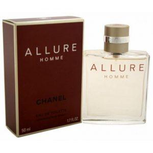 אונליין   50 '' Chanel Allure Homme    E.D.T
