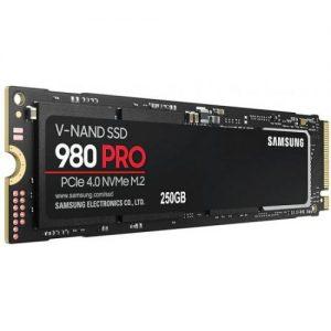 אונליין  Samsung 980 PRO M.2 NVMe 250GB SSD MZ-V8P250BW
