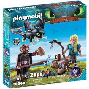 אונליין  -   Playmobil 70040