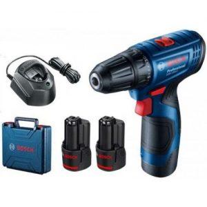 אונליין / Bosch GSR 120 LI 12V +  + 2  2AH +