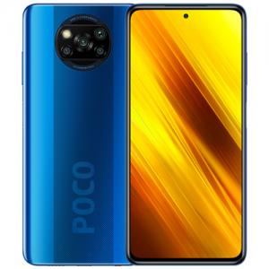 אונליין   Xiaomi Poco X3 6GB+128GB  Cobalt Blue -   ''