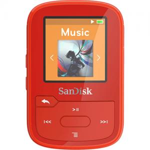 אונליין  MP3 / MP4 Sandisk Clip Sport Plus 16GB