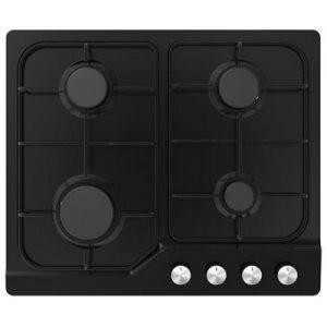 אונליין כיריים גז 4 להבות בישול Midea 60G40ME401-SFN - צבע שחור