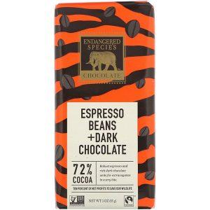 לקנות Endangered Species Chocolate
