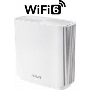 אונליין  Asus ZenWIFI XT8 AX6600 802.11ax Tri-Band Mesh Wireless WiFi 6 6600Mbps -