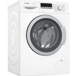 אונליין מכונת כביסה פתח חזית 7 ק''ג 1000 סל''ד Bosch Serie 4 WAK20261IL - צבע לבן - שנה אחריות יבואן רשמי BSH