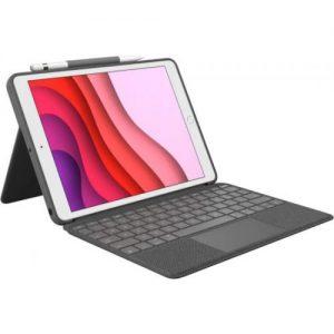 אונליין   Logitech Combo Touch - Apple iPad 10.2'' 2019/2020 -