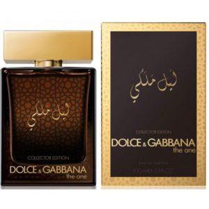 אונליין   100 '' Dolce & Gabbana The One Royal Night Collector Edition    E.D.P