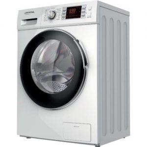 אונליין מכונת כביסה פתח חזית 8 ק''ג 1400 סל''ד Crystal Expert WM1408 - צבע לבן