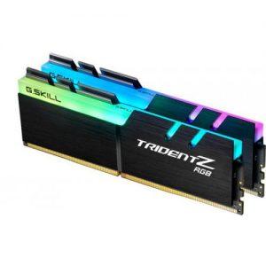 אונליין   G.Skill Trident Z RGB 2x32GB DDR4 4000Mhz CL18 Kit