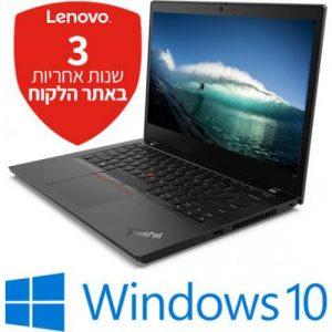 אונליין   Lenovo ThinkPad L14 20U2S6E700 -    -   -    4.12.2020
