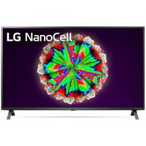 אונליין   LG 50 Inch UHD 4K NanoCell Smart webOS 5.0 HDR AI ThinQ Led TV 50NANO79