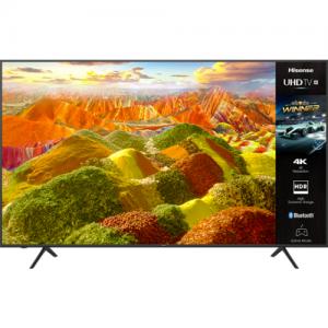 אונליין   Hisense 75 Inch Quad Core 4K Led TV 75A7100FIL