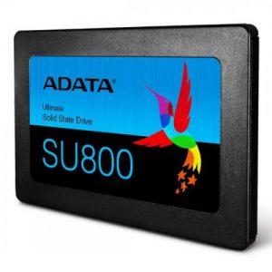 אונליין  ADATA Ultimate SU800 3D NAND 2.5 Inch 256GB SATA III ASU800SS-256GT-C SSD