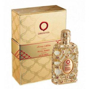 אונליין   80 '' Al Haramain Orientica Royal Amber    E.D.P