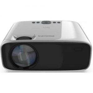 אונליין    Philips NeoPix Ultra 2 Home Projector 4200 LED Lumens NPX642  -  65