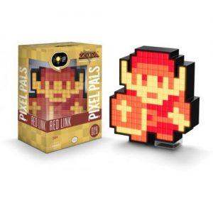 אונליין  PDP Pixel Pals - Nintendo Red 8-Bit Link #8