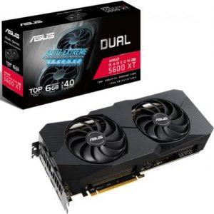אונליין   ASUS DUAL Radeon RX 5600 XT EVO 6GB GDDR6 HDMI 3xDP